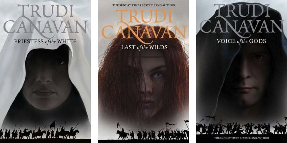 Book Review: The Age of Five Trilogy
