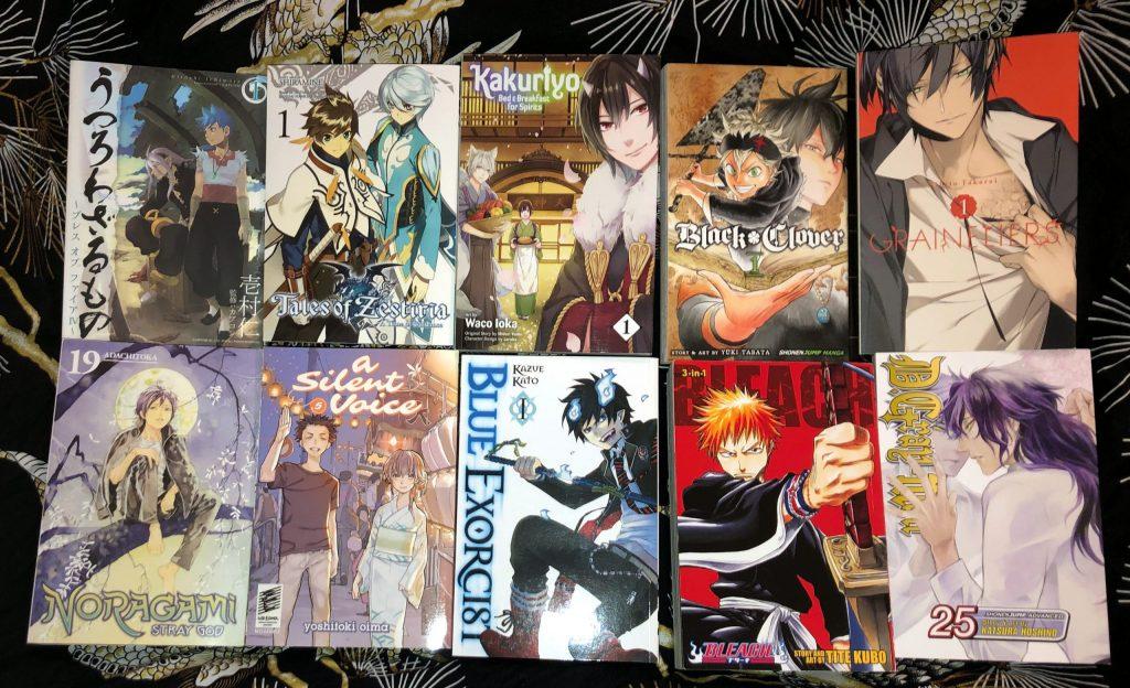 Manga 2020 Banner
